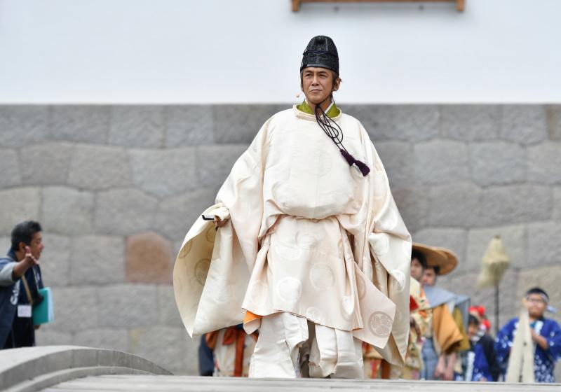 3月31日の大御所役は寺島進さんです