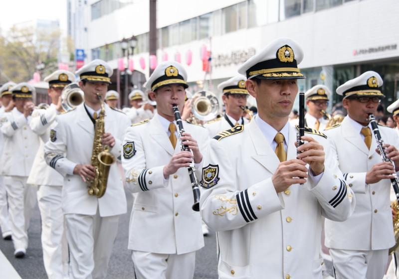 静岡市消防音楽隊